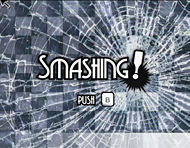 Smashing! splash screen